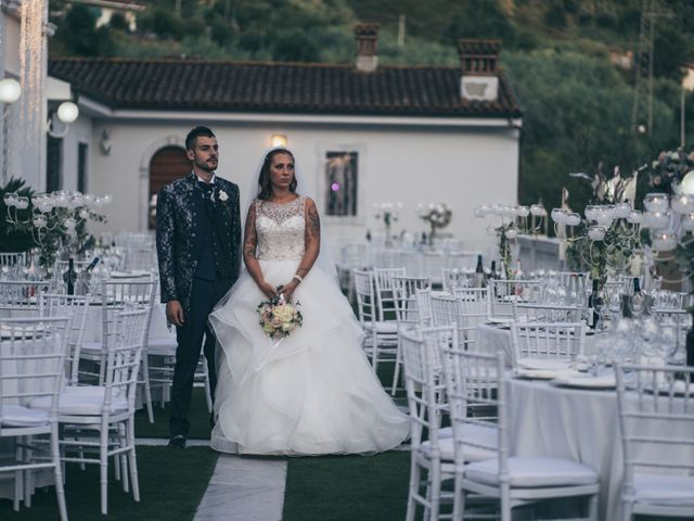 Il matrimonio di Manuel e Giulia a Massa, Massa Carrara 4