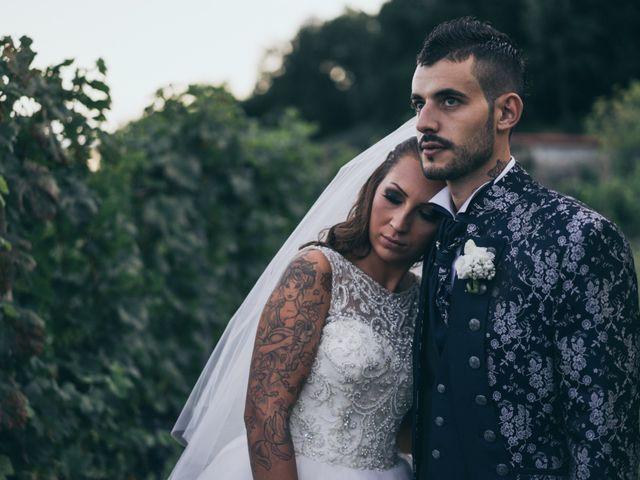 Il matrimonio di Manuel e Giulia a Massa, Massa Carrara 18