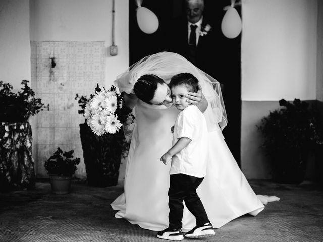 Il matrimonio di Elia e Francesca a Nebbiuno, Novara 9