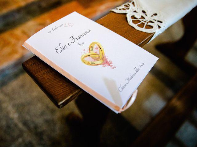 Il matrimonio di Elia e Francesca a Nebbiuno, Novara 13