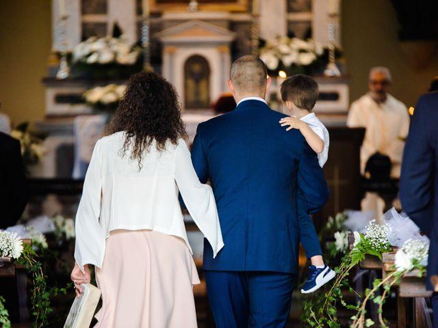 Il matrimonio di Elia e Francesca a Nebbiuno, Novara 14