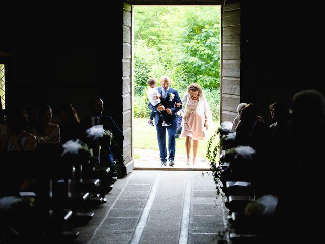 Il matrimonio di Elia e Francesca a Nebbiuno, Novara 15