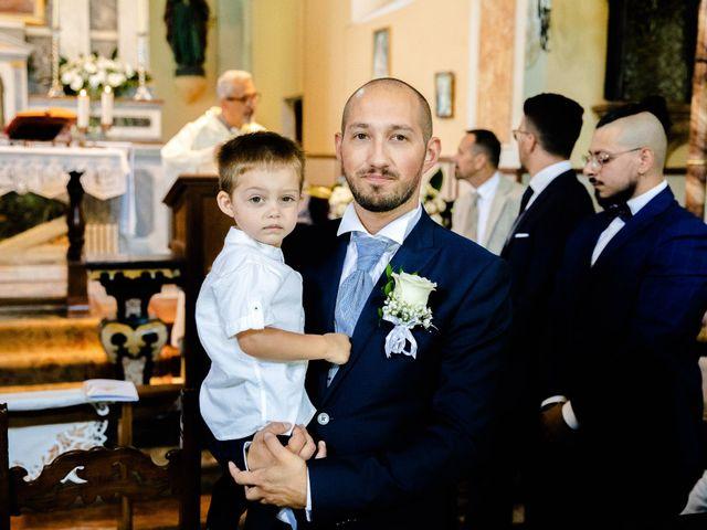 Il matrimonio di Elia e Francesca a Nebbiuno, Novara 16
