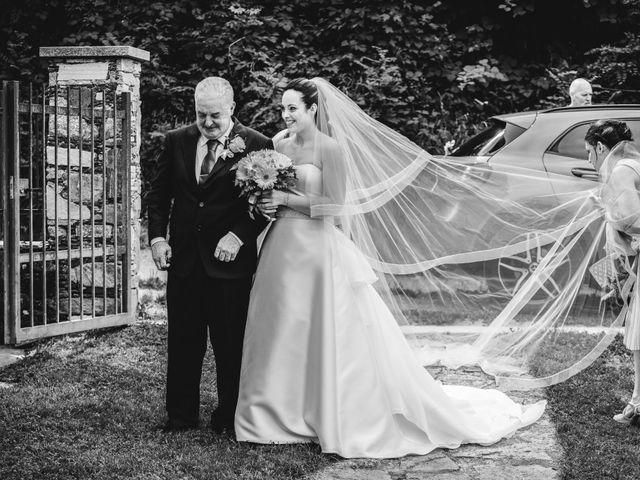 Il matrimonio di Elia e Francesca a Nebbiuno, Novara 18