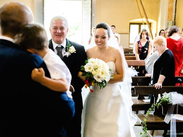 Il matrimonio di Elia e Francesca a Nebbiuno, Novara 20