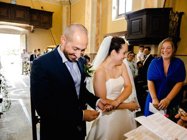 Il matrimonio di Elia e Francesca a Nebbiuno, Novara 24