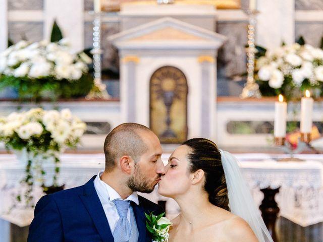 Il matrimonio di Elia e Francesca a Nebbiuno, Novara 29