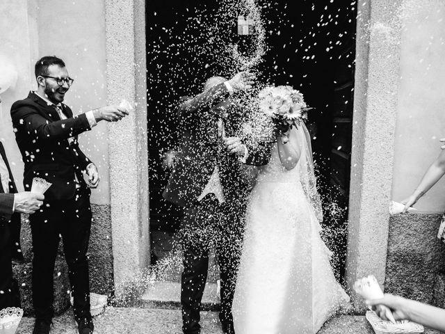 Il matrimonio di Elia e Francesca a Nebbiuno, Novara 30