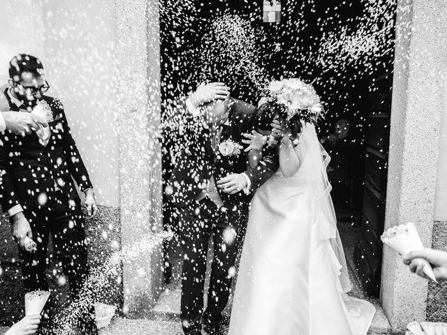 Il matrimonio di Elia e Francesca a Nebbiuno, Novara 31