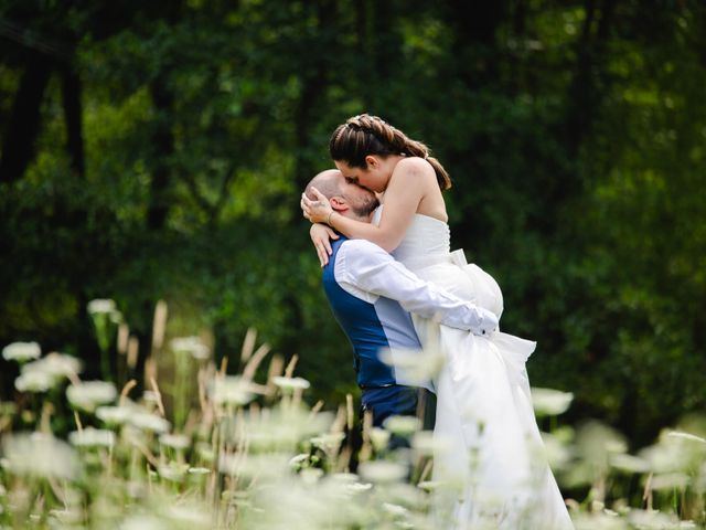 Il matrimonio di Elia e Francesca a Nebbiuno, Novara 36