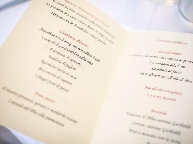 Il matrimonio di Elia e Francesca a Nebbiuno, Novara 43