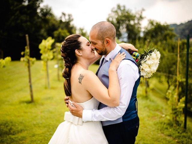 Il matrimonio di Elia e Francesca a Nebbiuno, Novara 54