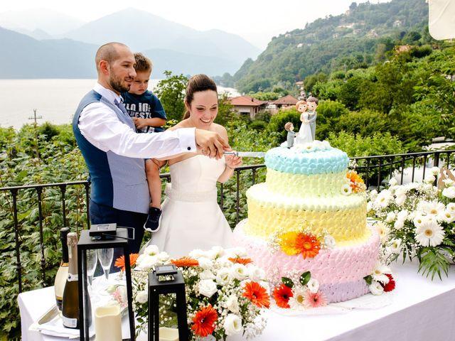 Il matrimonio di Elia e Francesca a Nebbiuno, Novara 66
