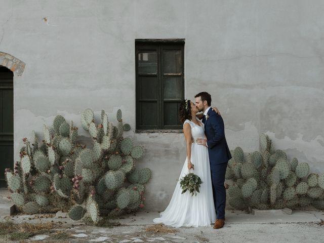 Le nozze di Ryslaine e Tom
