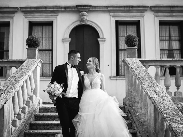 Il matrimonio di Daniela e Sergio a Vicenza, Vicenza 17