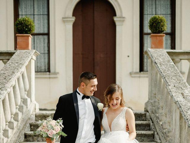 Il matrimonio di Daniela e Sergio a Vicenza, Vicenza 20