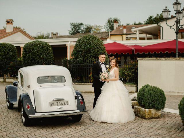 Il matrimonio di Daniela e Sergio a Vicenza, Vicenza 53