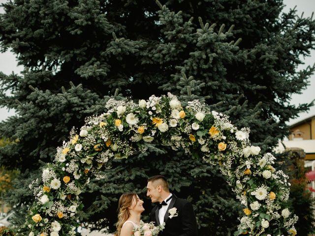 Il matrimonio di Daniela e Sergio a Vicenza, Vicenza 57