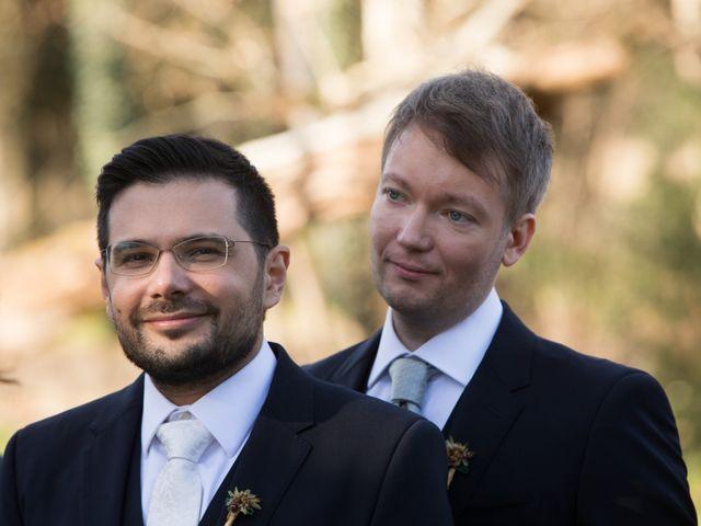 Il matrimonio di Salvatore e Alberto a Piovera, Alessandria 29