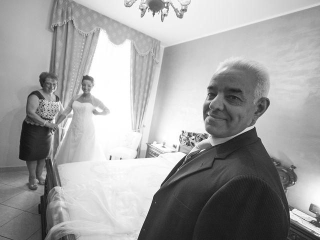 Il matrimonio di Daniele e Maria a Seregno, Monza e Brianza 9
