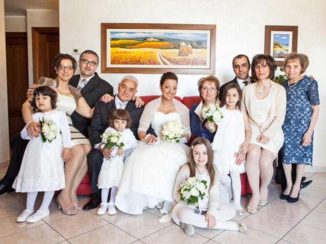 Il matrimonio di Daniele e Maria a Seregno, Monza e Brianza 11