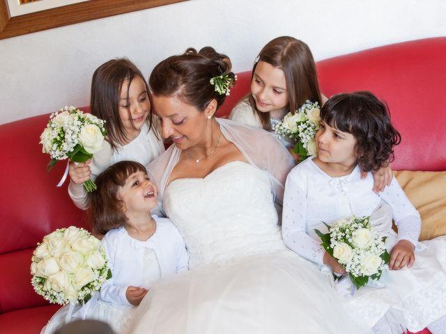 Il matrimonio di Daniele e Maria a Seregno, Monza e Brianza 12