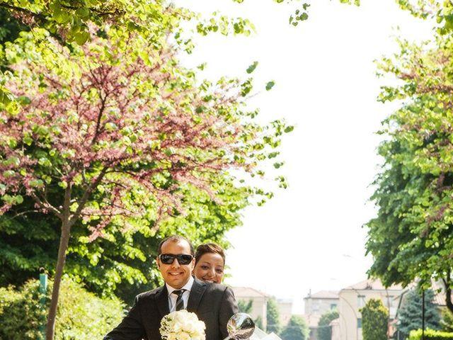 Il matrimonio di Daniele e Maria a Seregno, Monza e Brianza 13