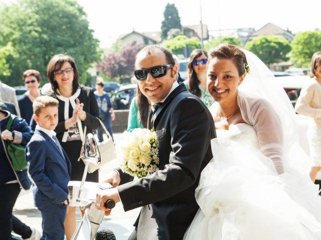 Il matrimonio di Daniele e Maria a Seregno, Monza e Brianza 15