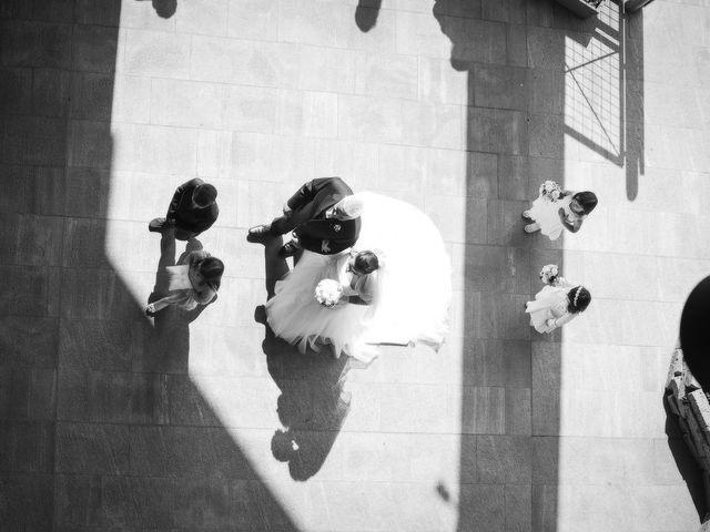 Il matrimonio di Daniele e Maria a Seregno, Monza e Brianza 16