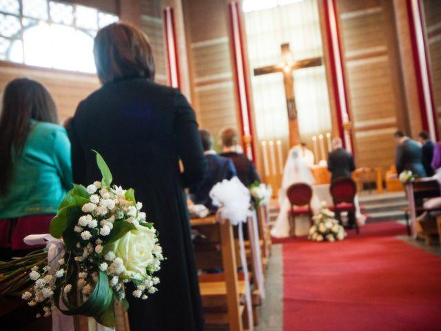 Il matrimonio di Daniele e Maria a Seregno, Monza e Brianza 19