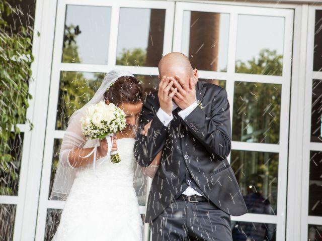 Il matrimonio di Daniele e Maria a Seregno, Monza e Brianza 20