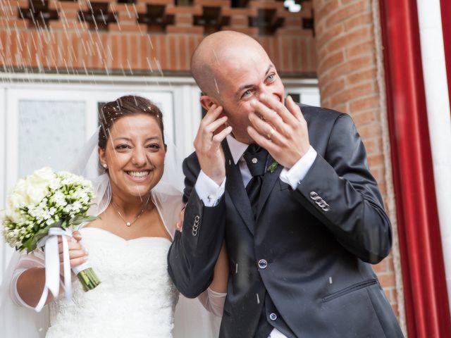 Il matrimonio di Daniele e Maria a Seregno, Monza e Brianza 21