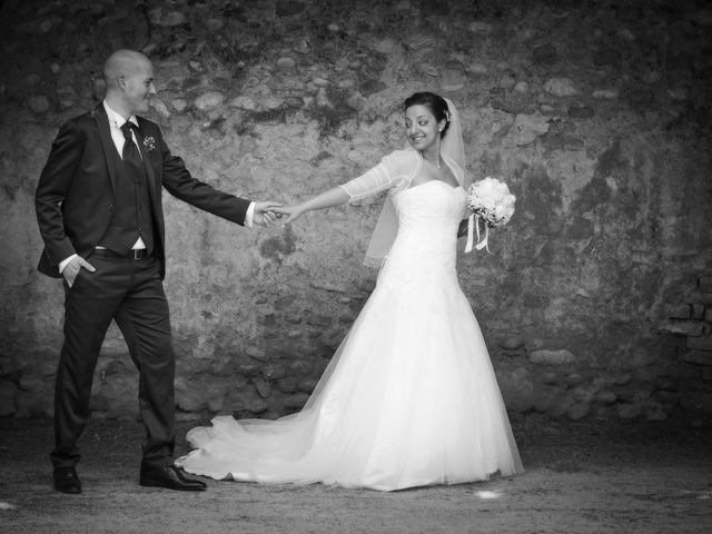 Il matrimonio di Daniele e Maria a Seregno, Monza e Brianza 24
