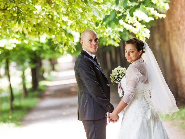 Il matrimonio di Daniele e Maria a Seregno, Monza e Brianza 25