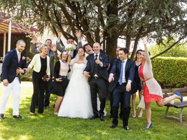 Il matrimonio di Daniele e Maria a Seregno, Monza e Brianza 28