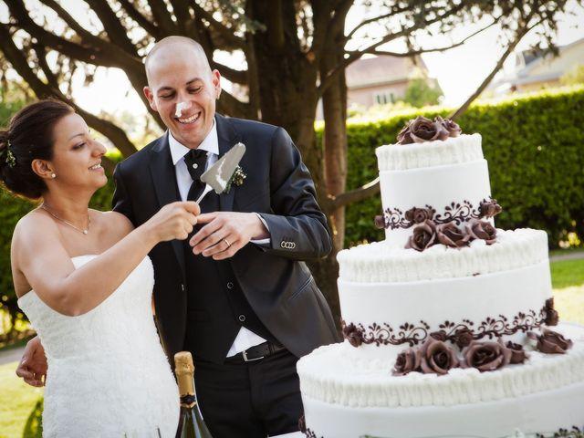 Il matrimonio di Daniele e Maria a Seregno, Monza e Brianza 39