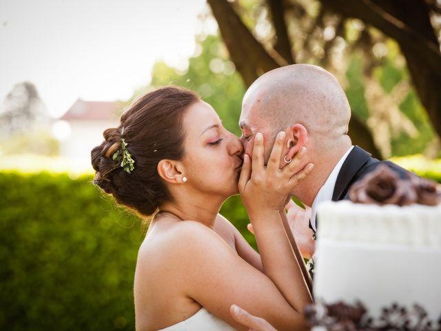 Il matrimonio di Daniele e Maria a Seregno, Monza e Brianza 40
