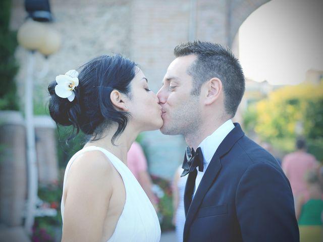 Le nozze di Matteo e Eveleen