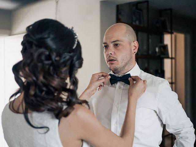 Il matrimonio di Francesco e Nicole a Collebeato, Brescia 6