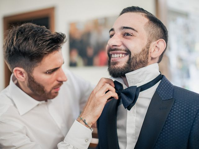 Il matrimonio di Francesco e Nicole a Collebeato, Brescia 9