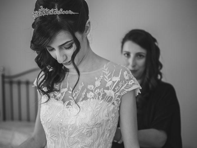 Il matrimonio di Francesco e Nicole a Collebeato, Brescia 11