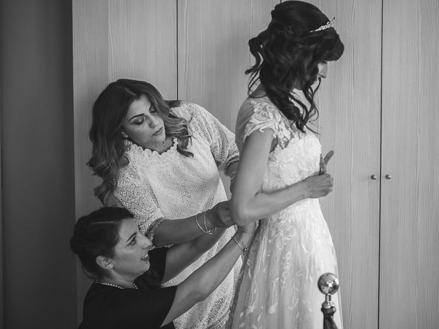 Il matrimonio di Francesco e Nicole a Collebeato, Brescia 12