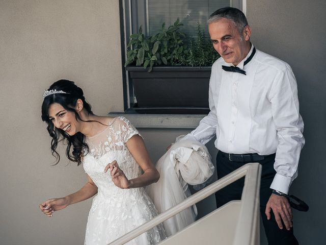 Il matrimonio di Francesco e Nicole a Collebeato, Brescia 15