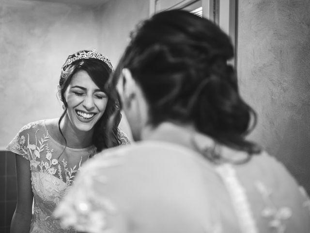 Il matrimonio di Francesco e Nicole a Collebeato, Brescia 17