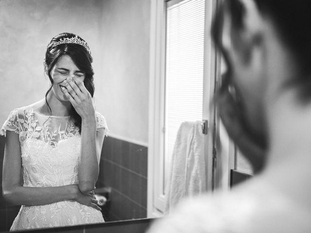 Il matrimonio di Francesco e Nicole a Collebeato, Brescia 18