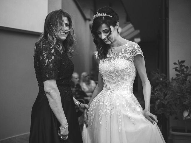 Il matrimonio di Francesco e Nicole a Collebeato, Brescia 20