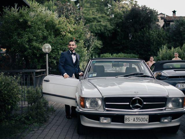 Il matrimonio di Francesco e Nicole a Collebeato, Brescia 22