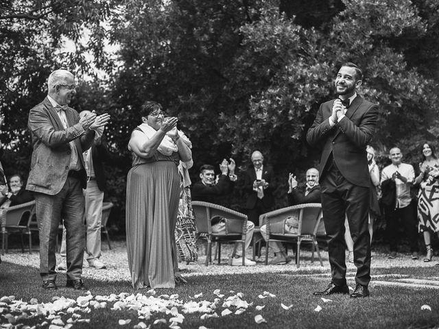 Il matrimonio di Francesco e Nicole a Collebeato, Brescia 25