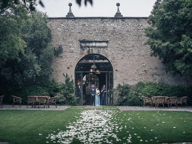 Il matrimonio di Francesco e Nicole a Collebeato, Brescia 28
