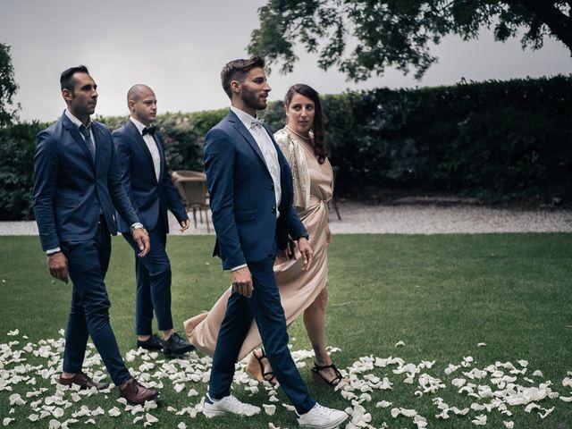 Il matrimonio di Francesco e Nicole a Collebeato, Brescia 30